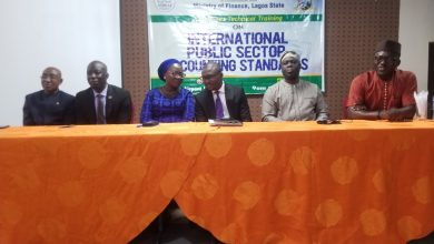 Photo of LAGOS TRAINS 800 PUBLIC SECTOR ACCOUNTANTS ON IPSAS