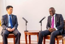 Photo of SANWO-OLU IN CHINA ON TRADE, BUSINESS DRIVE