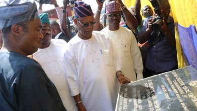 Photo of COMMISSIONING OF SCHOOLS AT AJEROMI-IFELODUN LOCAL GOVT