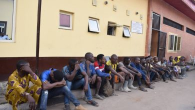 Photo of LAND GRABBING: LAGOS ARRESTS 19 PERSONS