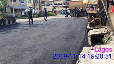 Photo of Maintenance work done at Morroco road, Shomolu by LSPWC