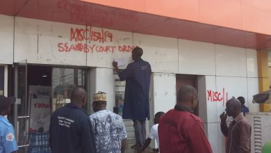 Photo of LASCOPA SEALS UP BIG BOSS SUPERMARKET FOR SALE OF EXPIRED PRODUCTS