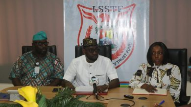 Photo of LAGOS SECURITY TRUST FUND CALLS FOR INCREASED SUPPORT