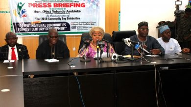 Photo of PRESS BRIEFING ON 2019 COMMUNITY DAY CELEBRATION