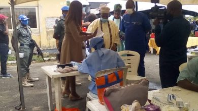 Photo of LSACA on Thursday  conducted the continuous  statewide massive community HIV Testing Services (HTS) in Epe LGA and its environs in collaboration with the Kabiyesi, the Oloja of Epe Land, HRM Oba Kamorudeen Ishola Animashaun.