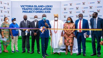 Photo of GOV. SANWO-OLU COMMISSIONS THE UPGRADED VICTORIA ISLAND-LEKKI TRAFFIC CIRCULATION PROJECT IN ONIRU AXIS ON THURSDAY, SEPTEMBER 24, 2020