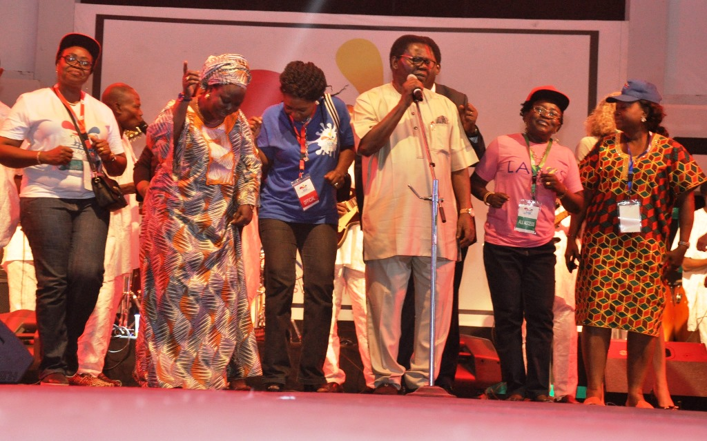 Photo of ONE LAGOS FIESTA: SUNNY ADE, OTHERS TO USHER LAGOSIANS INTO 2017