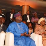 GOV. AMBODE, FIRST LADY, MINISTER FOR INFORMATION, CULTURE & TOURISM AT ALL AFRICAN MUSIC AWARD (AFRIMA) 3.0