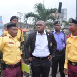 JOINT TRAFFIC ENFORCEMENT BY LASTMA AND TASK FORCE AROUND LAGOS