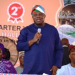 GOV. AMBODE HOSTS 2ND QUARTER 2017 TOWN HALL MEETING (7TH IN THE SERIES) AT OJO, LAGOS