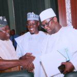 GOV. AMBODE ATTENDS NEC MEETING IN ABUJA
