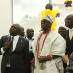 GOV. AMBODE ATTENDS COMMISSIONING OF PROVIDUS BANK ULTRA-MODERN HEADQUARTERS OFFICE COMPLEX AT VICTORIA ISLAND