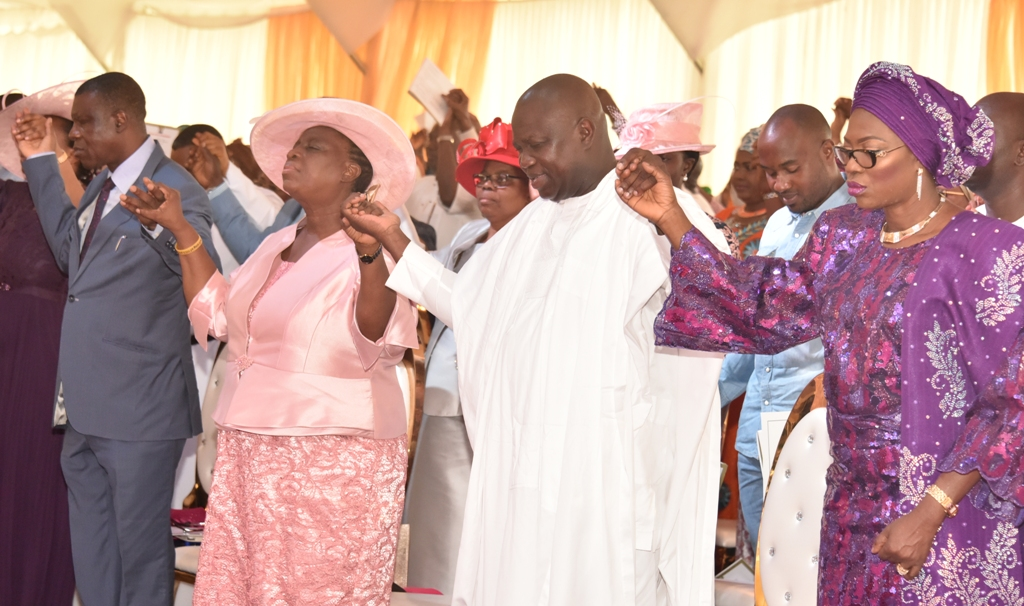 Photo of LAGOS@50: AMBODE LAUDS HARMONIUS RELATIONSHIP AMONG RELIGIOUS, ETHNIC GROUPS