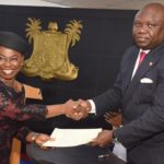 SHOW LEADERSHIP, PROFESSIONALISM IN SERVICE TO LAGOSIANS, AMBODE TELLS NEW PERM SEC