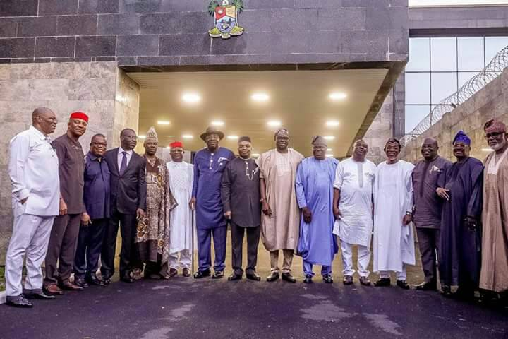 Photo of SOUTHERN GOVERNORS UNITE ON TRUE FEDERALISM, DEVOLUTION OF POWERS