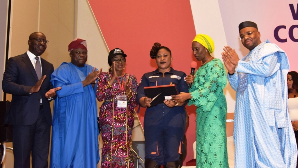 Photo of AMBODE, UDOM, OBASEKI, DICKSON, FAYOSE, OSINBAJO'S WIFE EXTOL VIRTUES OF WOMEN IN NATION BUILDING