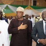 AMBODE AT THE YEAR 2017 NIGERIA MEDIA MERIT AWARD