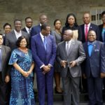 GOV. AMBODE RECEIVES DIRECTOR GENERAL OF CONSUMER PROTECTION COUNCIL (CPC) AT LAGOS HOUSE, IKEJA