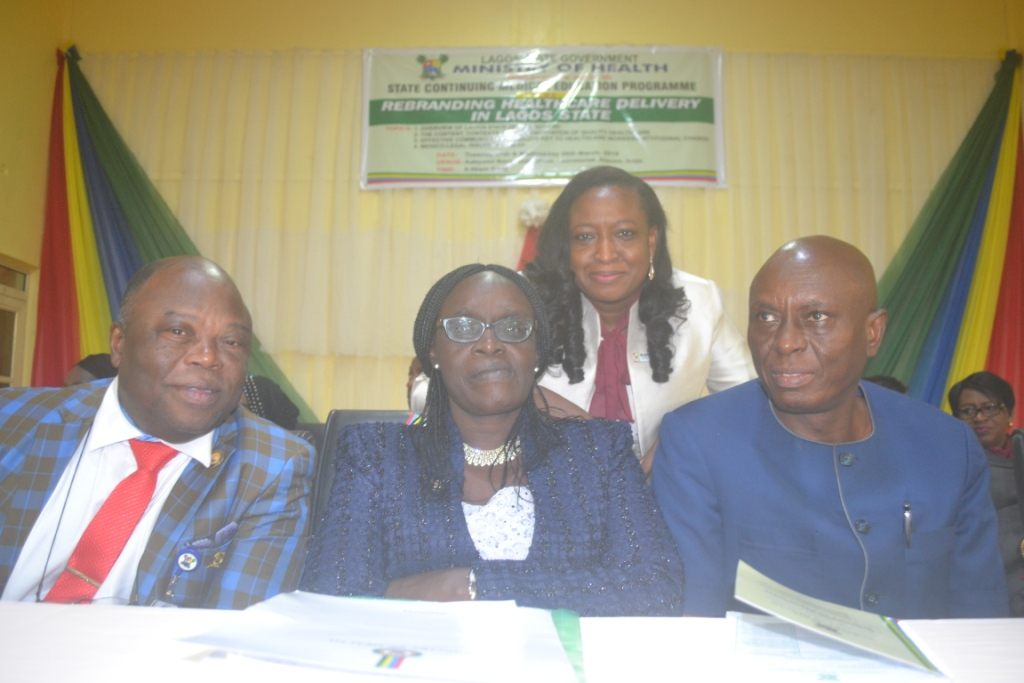 Photo of STATE CONTINUING MEDICAL EDUCATION PROGRAMME HELD AT IKEJA TODAY