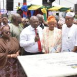 GOV. AMBODE COMMISSIONS NEWLY DUALIZED ALAPERE ROAD AND JUNCTION IMPROVEMENT WORK AT KETU