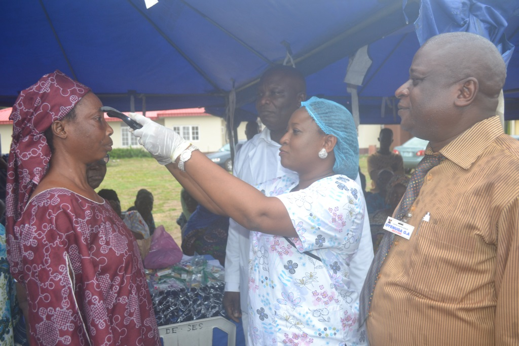 Photo of LAGOS CONDUCTS FREE EYE SURGERY PROGRAMME