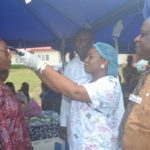 FREE EYE SURGERY OUTREACH PROGRAMME AT BADAGRY LGA SPONSORED BY THE LAGOS STATE GOVERNMENT