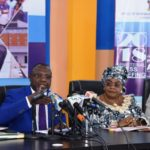 SPECIAL ADVISER TO THE GOVERNOR, OFFICE OF OVERSEAS AFFAIRS AND INVESTMENT, PROF. ADEMOLA ABASS ADDRESSES THE MEDIA AT THE ON-GOING Y2018 MINISTERIAL BRIEFING