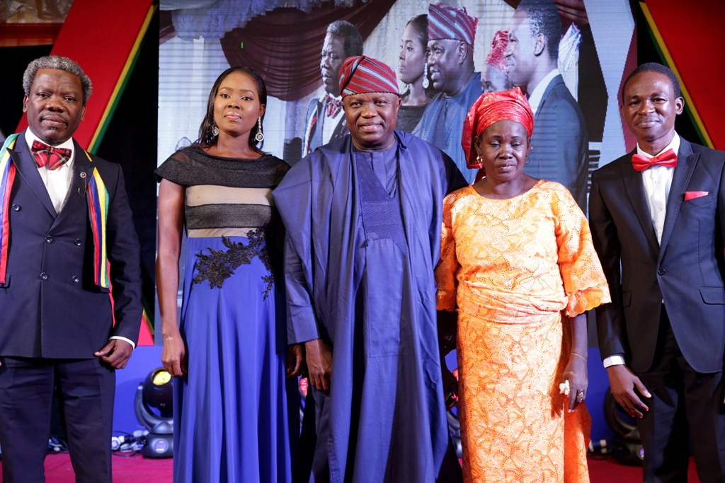 Photo of CONTINUE TO RAISE THE BAR OF EXCELLENCE, AMBODE URGES CIVIL SERVANTS
