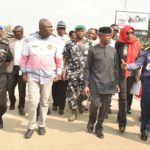 VICE PRESIDENT OSINBAJO, GOV. AMBODE MEET MARITIME UNIONS AND STAKEHOLDERS, INSPECT STATE OF APAPA… ON THURSDAY