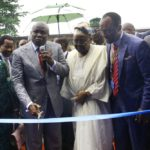 GOV AMBODE ATTENDS OFFICIAL COMMISSIONING OF ULTRA-MODERN LECTURE THEATRE AND BOOK PRESENTATION IN LASU, OJO ON THURSDAY, NOVEMBER 22, 2018