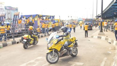 Photo of ROAD SHOW/AWARENESS CAMPAIGN ON LAGOS STATE EMERGENCY TOLL-FREE LINE 767/112 BY LASEMA