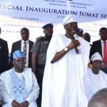 SANWO-OLU SOLICITS RELIGIOUS LEADERS' SUPPORT FOR BEHAVIOURAL CHANGE