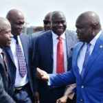 OSINBAJO, AMBODE COMMISSION NEW LASU SENATE BUILDING