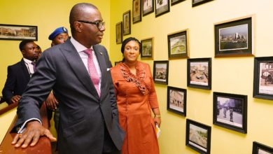 Photo of OV. SANWO-OLU VISITS LAGOS STATE LIAISON OFFICE IN ABUJA ON TUESDAY, JUNE 18, 2019