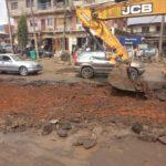 Lagos State Government commences rehabilitation of Akilo road, Ogba Ikeja