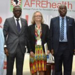 GOV SANWO-OLU ATTENDS OPENING OF THE 3RD ANNUAL AFRICAN FORUM FOR RESEARCH AND EDUCATION IN HEALTH (AFREhealth) SYMPOSIUM AT INTERCONTINENTAL HOTEL, VICTORIA ISLAND, ON WEDNESDAY, AUGUST 7TH, 2019
