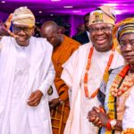 GOV SANWO-OLU AT 70TH ANNIVERSARY GRAND BALL OF LAGOS COUNTRY CLUB, IKEJA ON SATURDAY, AUGUST 3, 2019