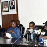 EXCITEMENT AS SANWO-OLU VISITS GOVERNMENT HOUSE CORRESPONDENTS