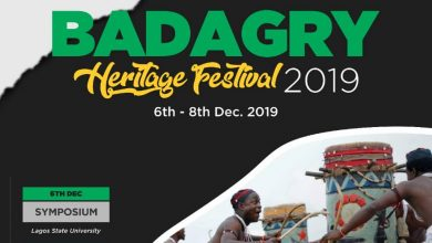 Photo of Badagry Heritage Festival 2019 holds between 6th and 8th December