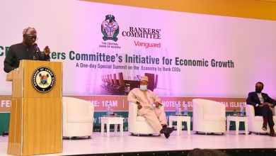 Photo of GOV. SANWO-OLU ATTENDS CBN/BANKERS' COMMITTEE ONE-DAY SUMMIT AT EKO HOTELS AND SUITES, V.I ON FRIDAY, FEBRUARY 26, 2021