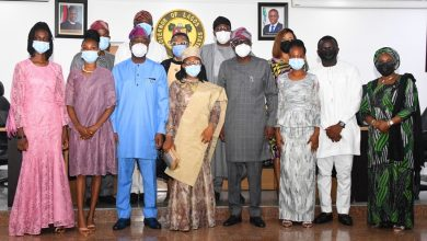 Photo of GOV. SANWO-OLU HOSTS THE ONE-DAY GOVERNOR, ENIOLA AJALA AND HER CABINET MEMBERS AT LAGOS HOUSE, IKEJA, ON FRIDAY, MARCH 26, 2021