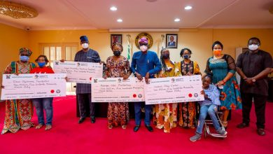 Photo of GOV. SANWO-OLU, FIRST LADY OF LAGOS STATE HOST CEREBRAL PALSY AWARENESS MONTH AND DOWN SYNDROME DAY CELEBRATION AT LAGOS HOUSE, MARINA, ON SUNDAY, MARCH 28, 2021