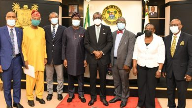 Photo of GOV. SANWO-OLU INAUGURATES SPECIAL VISITATION PANEL TO LASU ON THE APPOINTMENT OF A VICE CHANCELLOR, ON TUESDAY, MARCH 30, 2021