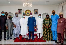 Photo of GOV. SANWO-OLU RECEIVES MINISTERIAL TASKFORCE ON DIGITAL SWITCH OVER LED BY HON. MINISTER, ALHAJI LAI MOHAMMED AT LAGOS HOUSE, MARINA, ON SATURDAY, APRIL 17, 2021