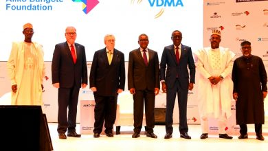 Photo of GOV. SANWO-OLU ATTENDS LAUNCH OF ALIKO DANGOTE FOUNDATION-VDMA TECHNICAL TRAINING PROGRAMME AT CONVENTION CENTRE, EKO HOTEL & SUITES, VICTORIA ISLAND, ON WEDNESDAY, JUNE 2, 2021