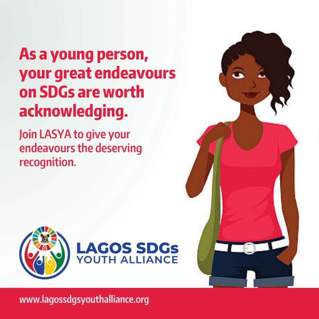 NIGERIAN ARTISTES, OTHERS CHAMPION LAGOS SDGs YOUTH ALLIANCE