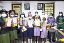 Photo of LAGOS REWARDS 45 OUTSTANDING STUDENTS WITH TABLETS, OTHERS