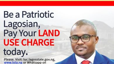 Photo of LAND USE CHARGE: LASG ANNOUNCES 15% DISCOUNT FOR EARLY PAYMENT OF BILLS
