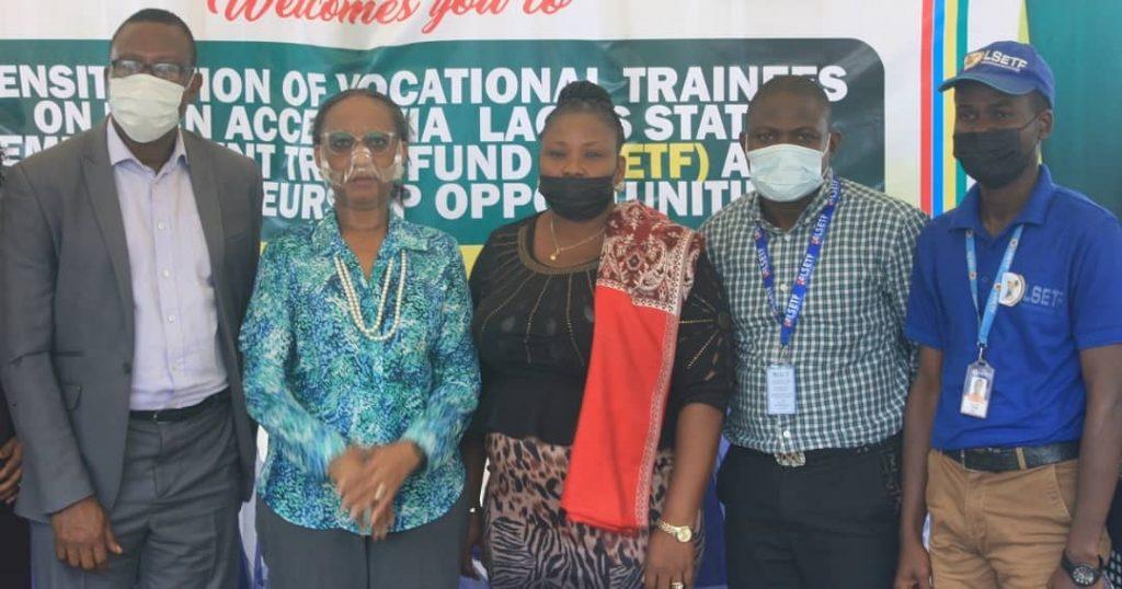 LAGOS INCREASES VOCATIONAL TRAINING CENTRES
