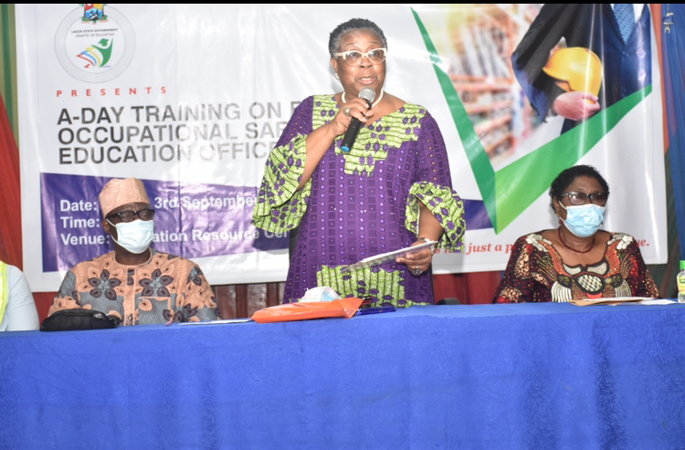 COVID-19: Lagos Trains Educators On Safety In Workplace